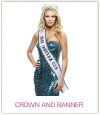 pageant crown and banner photos indiana