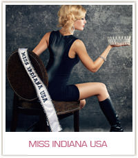 miss indiana usa - emily hart